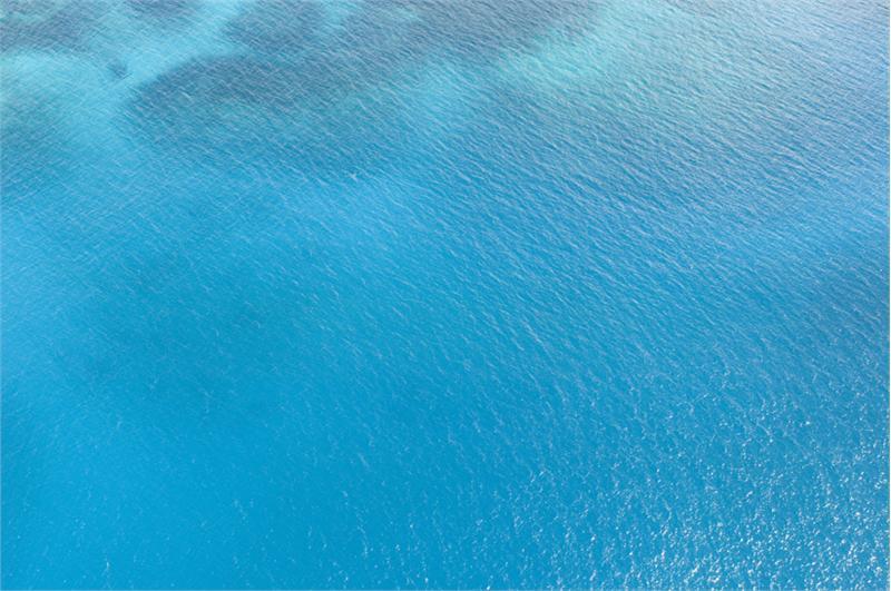 submarine contest in blue sea