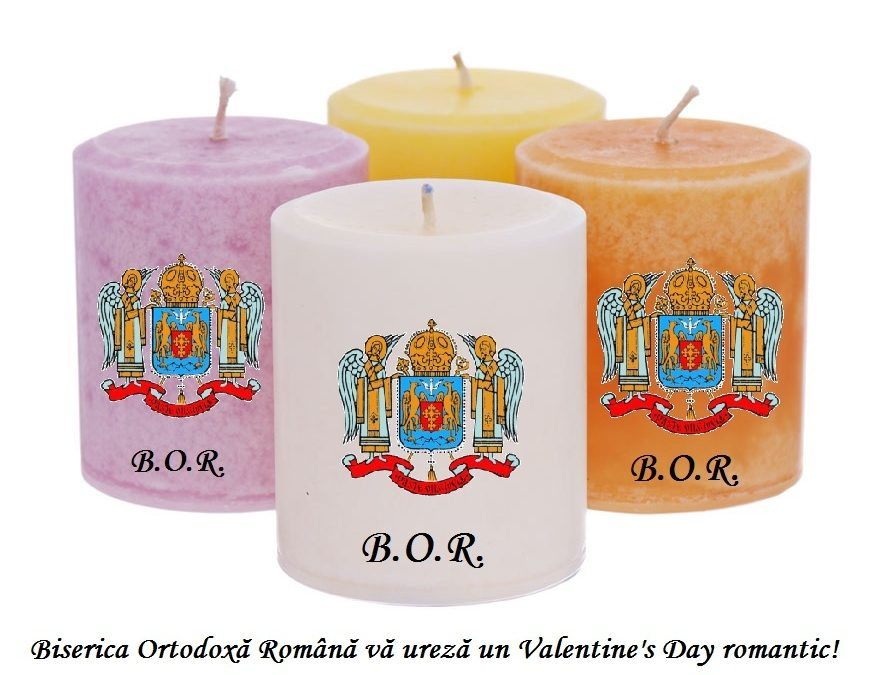 BOR V-day Candles