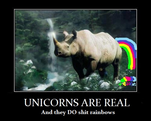rhinocorns are real