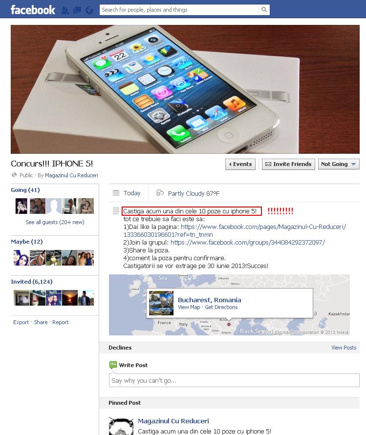 Poze cu iPhone