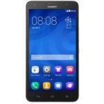 Huawei Honor 3X G750, Dual SIM, 8 GB, Black