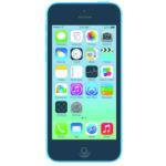iPhone 5C albastru