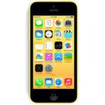iPhone 5C galben