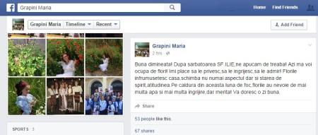 Maria Grapini e proasta cu spume