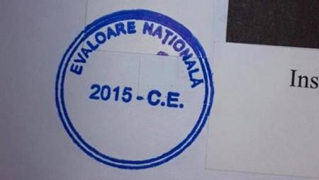 evaloarea nationala 2015