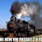 The new Passat 2.0 TDI