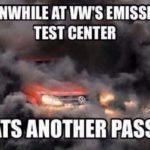 VW Emissions Center