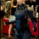 Cassie Cage From Mortal Kombat Cosplay