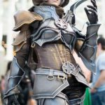 Demon Hunter  - Diablo III cosplay