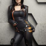 Miranda Lawson Mass Effect Cosplay