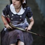 Monika Lee as Little Sister from Bioshock