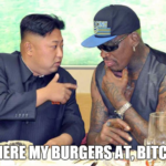 kim jong un wants burgers