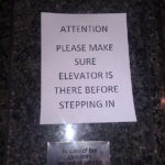 elevator funny-stupid-signs-useless-pointless